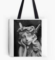 Fairy In The Garden Tote Bag
