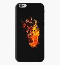 I Will Burn You - Text Edition iPhone Case