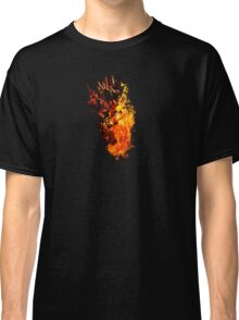 I Will Burn You - Text Edition Classic T-Shirt