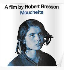 MOUCHETTE // ROBERT BRESSON (1967) Poster