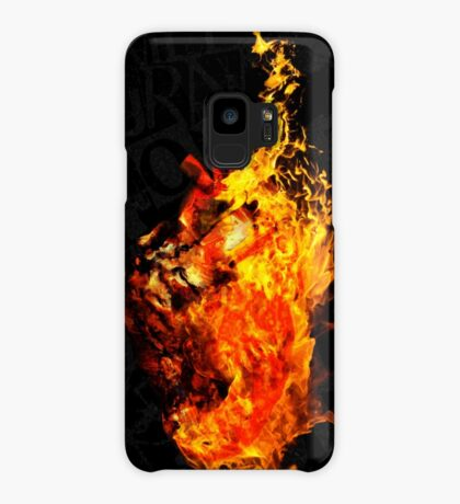 I Will Burn the HEART Out of You Case/Skin for Samsung Galaxy