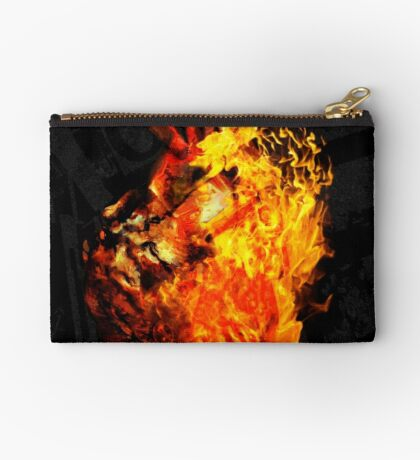 I Will Burn the HEART Out of You Studio Pouch
