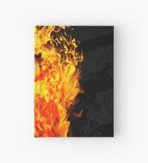 I Will Burn the HEART Out of You Hardcover Journal