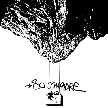 Sky Compadre Graffiti by PauBerenguerM