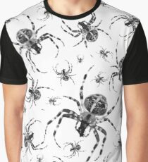 Spiderlings - white version (for t-shirts - check black version!) Graphic T-Shirt