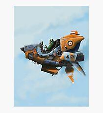 Future RAF Photographic Print