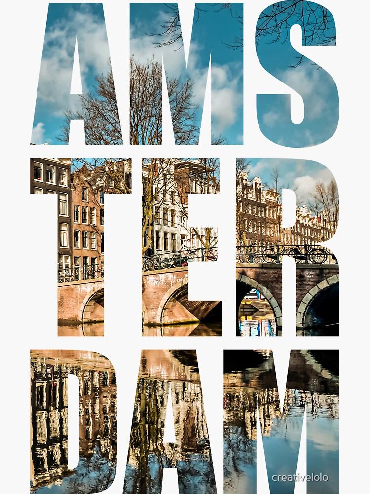 Amsterdam by creativelolo