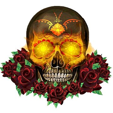 dia de los muertos by steinism