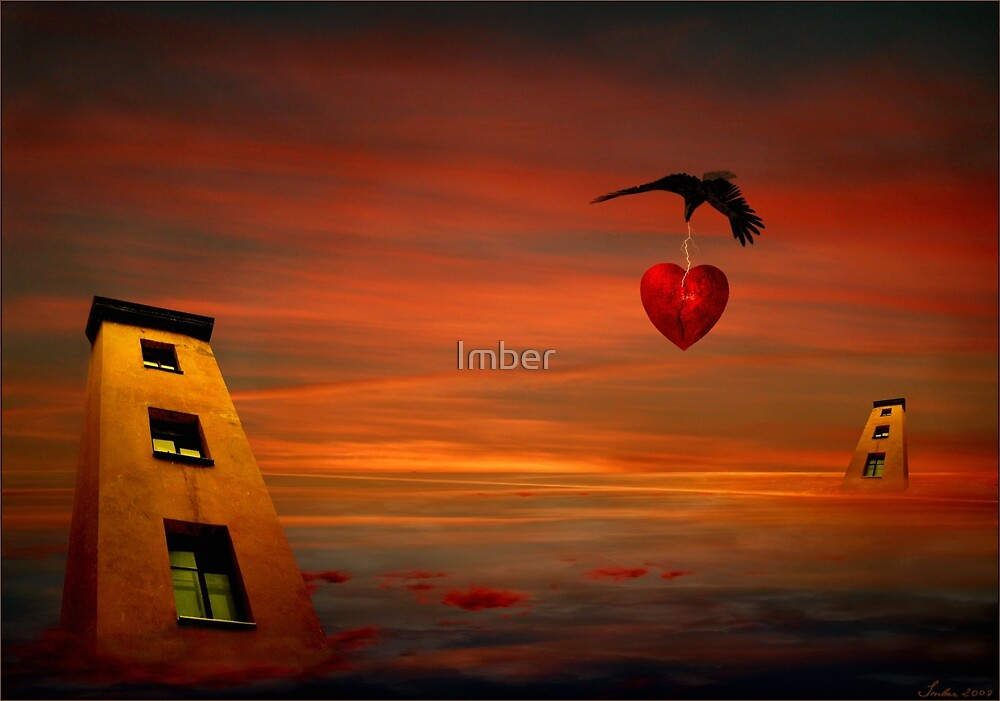 Collector of broken hearts by Imber