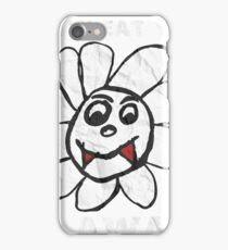 Vampire Flower i Can Eat You Be Aware T-Shirt iPhone Case/Skin