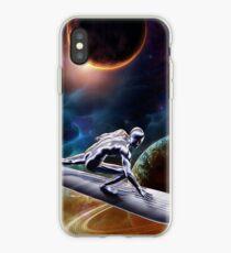 Vinilo o funda para iPhone Sliver Surfer
