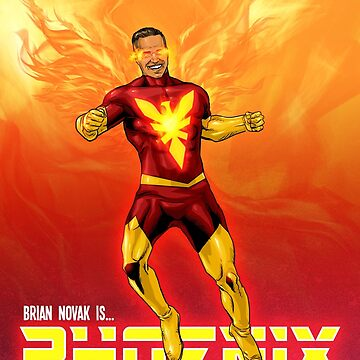 Brian Novak is Phoenix! by jomiha