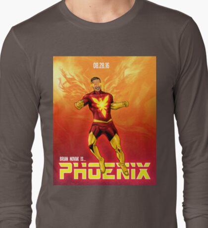 Brian Novak is Phoenix! T-Shirt