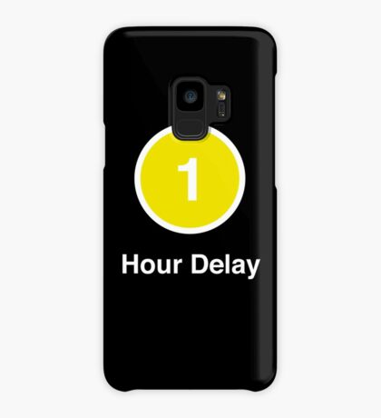 Another Delay Case/Skin for Samsung Galaxy