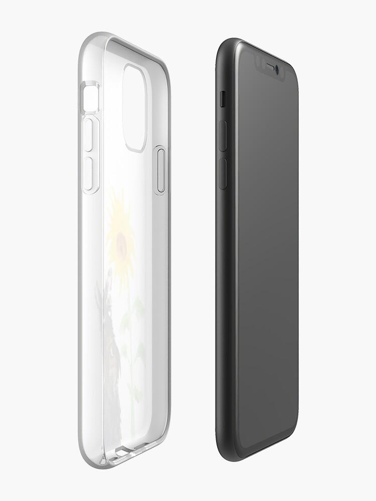 Scottie Dog 'Poppies' iphone 11 case