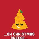 Christmas Character Building - Oh Christmas Cheese… by SevenHundred