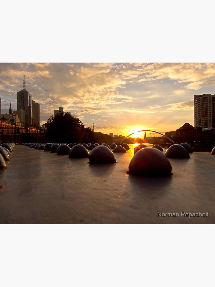 Riveting Southbank Sunrise by keystone