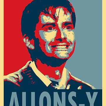 ALLONS-Y by lleganyes