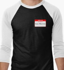 Hello, My Name Is Inigo Montoya - Red Men's Baseball ¾ T-Shirt