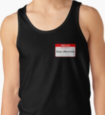 Hello, My Name Is Inigo Montoya - Red Tank Top