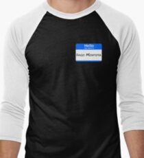 Hello, My Name Is Inigo Montoya - Blue Men's Baseball ¾ T-Shirt