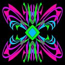 Abstract Butterfly by izmet
