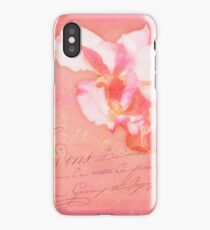 French Blossom iPhone Case/Skin