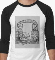 ex libris Men's Baseball ¾ T-Shirt