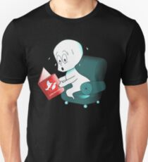 The Most Disturbing Book For Spirits T-Shirt