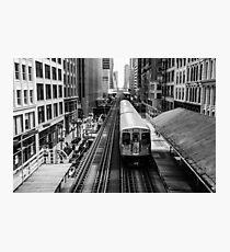 Chicago way Fotodruck
