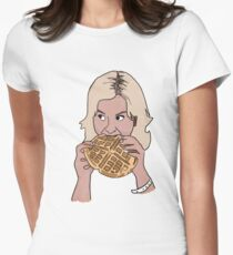 leslie knope Women's Fitted T-Shirt