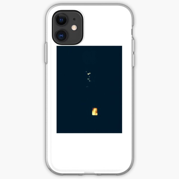 Waking thread of a winter dream iPhone Soft Case