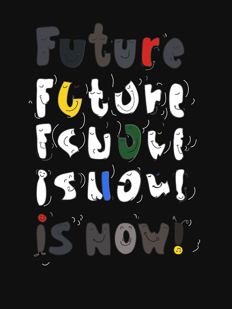 Future is now! by MariaKuznetsova
