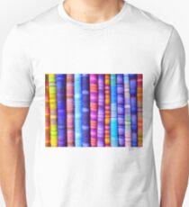 Textured Textiles Unisex T-Shirt