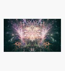 Abstract Psychedelic Art Photographic Print