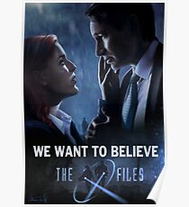The X-files Poster s11 Poster