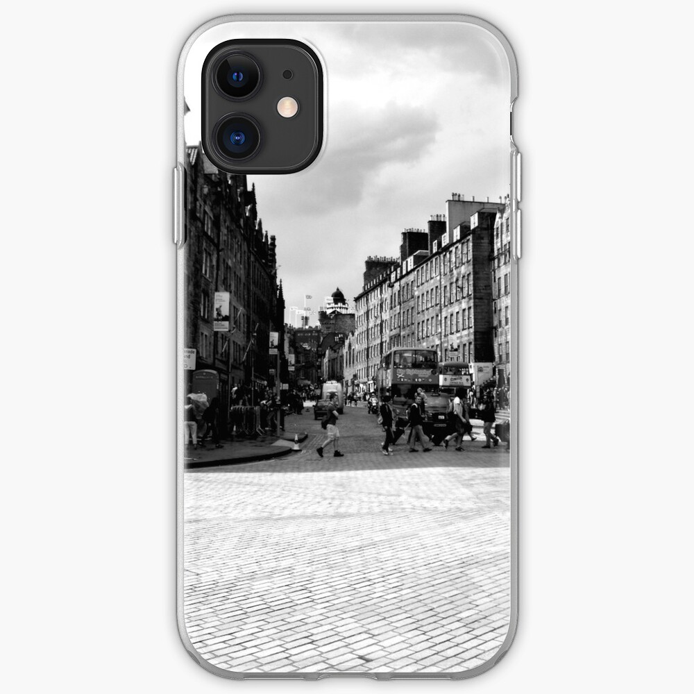 Castle Approach, Edinburgh iPhone Case & Cover