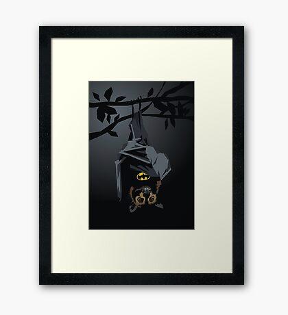 fruitbat Framed Print