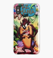 Taz Mania iPhone Case/Skin