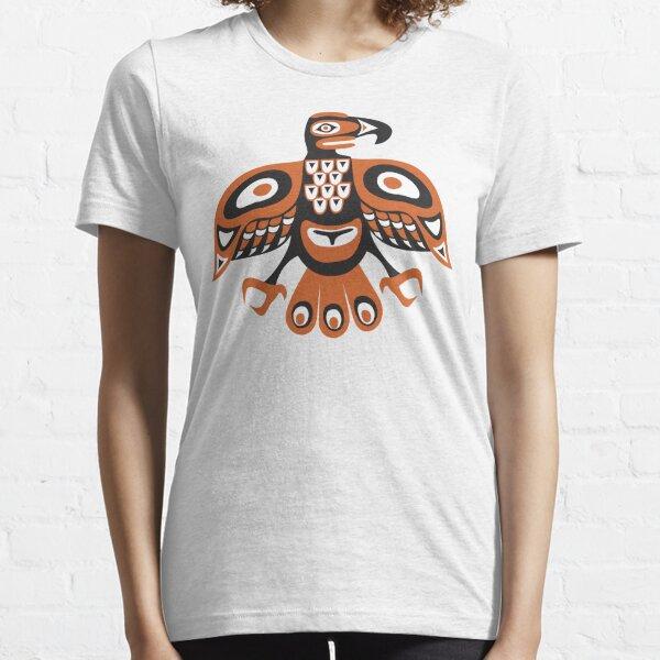 Bird - totem pole style Essential T-Shirt