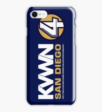KVWN San Diego iPhone Case/Skin