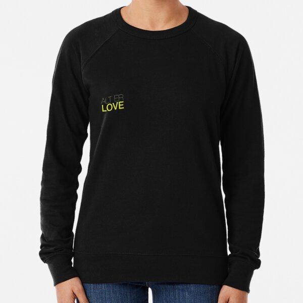 Alt er love Lightweight Sweatshirt
