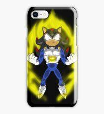 Saiyan Armour Shadow iPhone Case/Skin