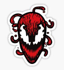 Crazy Carnage Sticker