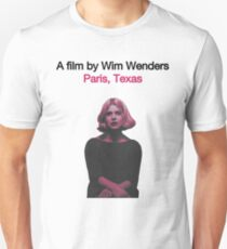 PARIS, TEXAS // WIM WENDERS (1984) Unisex T-Shirt