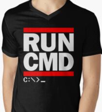 RUN CMD C:\>_ T-Shirt