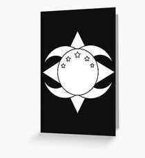 The Rebellion (White) - Critical Role Greeting Card