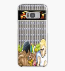Street Fighter 2 Samsung Galaxy Case/Skin