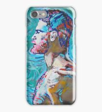 Naughty Boy - Aqua Man by Riccoboni iPhone Case/Skin