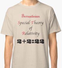 Bernadinian Special Theory of Relativity Classic T-Shirt